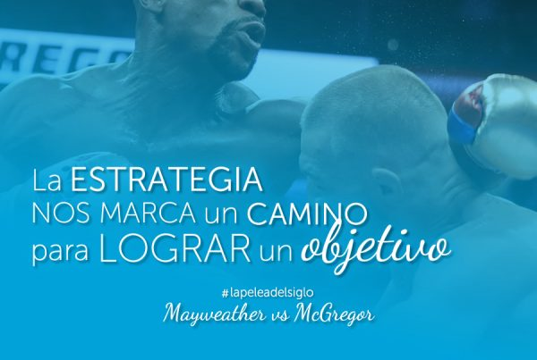Mayweather, Marketing Digital, Emocional, Estrategia