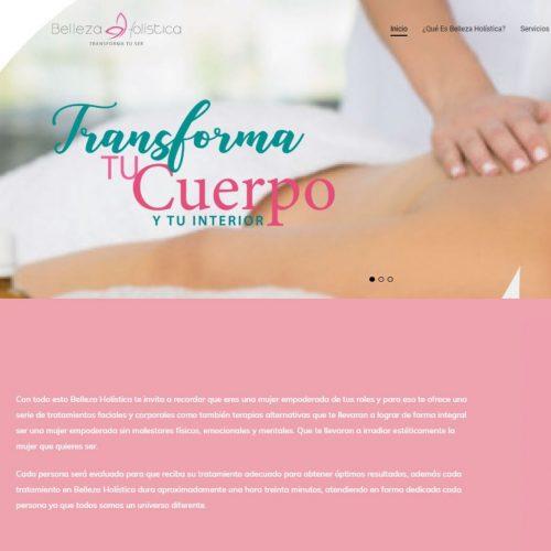Sitio web corporativo