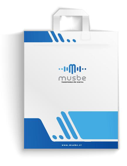 Identidad Corporativa - Musbe