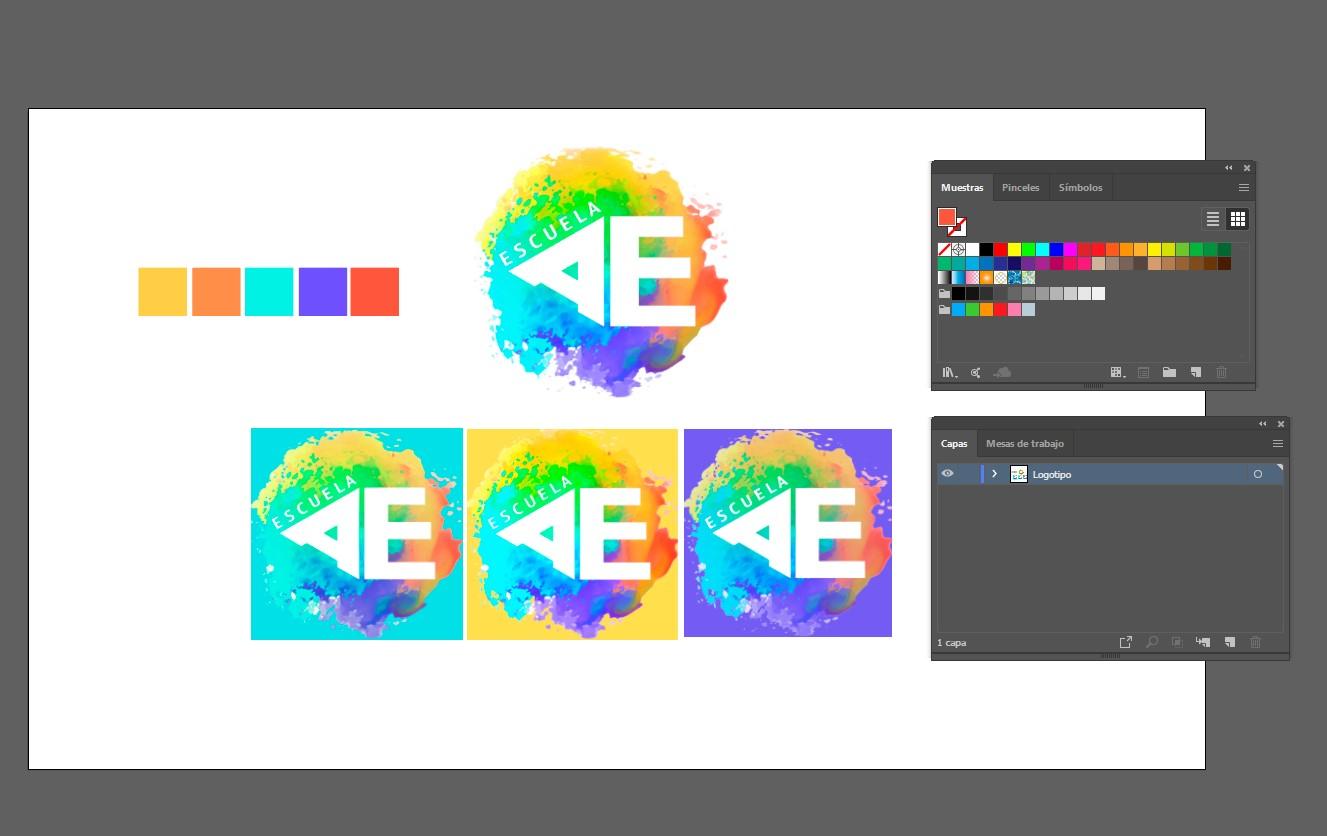 Branding Digital, Identidad Corporativa, Logotipo